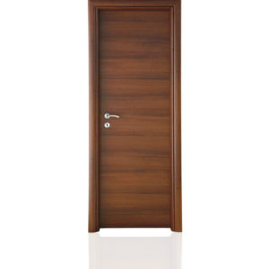 Πόρτα Εσωτερική Laminate Καρυδιά Οριζόντια