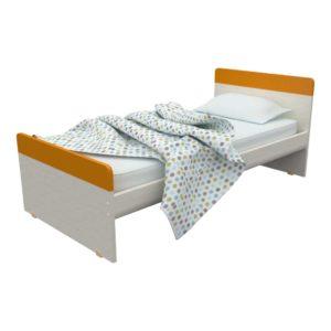 Παιδικό Κρεβάτι Alfa Set Frodo Melamine