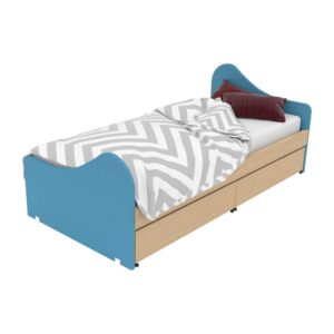Παιδικό Κρεβάτι Alfa Set Surf