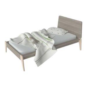 Παιδικό Κρεβάτι Alfa Set Arco Για Στρώμα 90x200