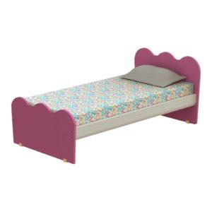 Παιδικό Κρεβάτι Alfa Set Crown Για Στρώμα 90x200