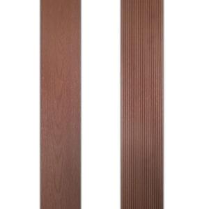Πάτωμα Deck WPS Alfa Wood Καφέ Σκούρο P3