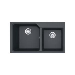 Νεροχύτης Carron Aruba 6205 Granite (86X50) 2B