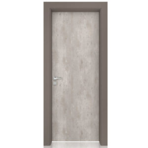 Πόρτα Εσωτερική Alfawood Optima 7502 Τσιμέντο