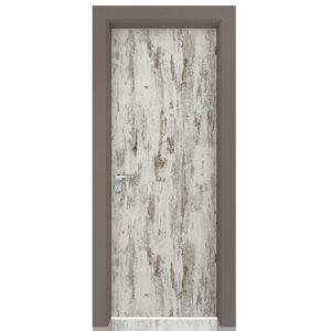 Πόρτα Εσωτερική Alfawood Optima 8802 Παλαιωμένο Λευκό