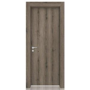 Πόρτα Εσωτερική Alfawood Optima 8402 Terra Γκρι