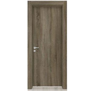 Πόρτα Εσωτερική Alfawood Optima 504 Δρυς Γκρι