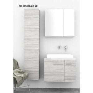 Έπιπλο Μπάνιου Orabella Solid Surface 70
