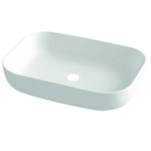 Επικαθήμενος Νιπτήρας Μπάνιου Metamorfosis 42600 Orabella White Mat